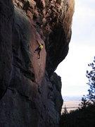 Rock Climbing Photo: sinfully good.....