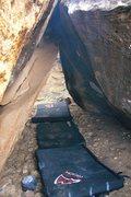 Rock Climbing Photo: The Wormhole