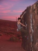 Rock Climbing Photo: Six Pack