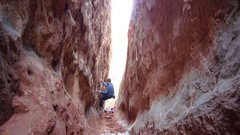 Rock Climbing Photo: Corridor Traverse.