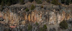 Rock Climbing Photo: The White Wall