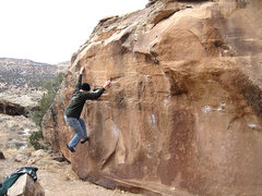 Rock Climbing Photo: On the Left Plethora.