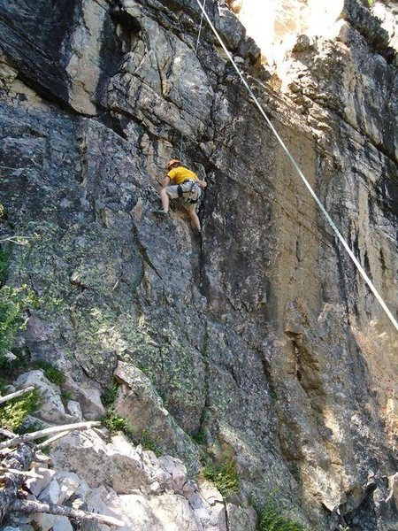 Rock Climbing Photo: Some climb