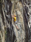 Rock Climbing Photo: Checkin it out
