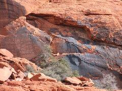 Rock Climbing Photo: Love the rock here.