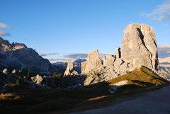 Rock Climbing Photo: Cinque Torre