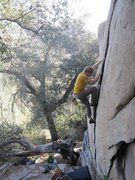 Rock Climbing Photo: Sunday afternoon...