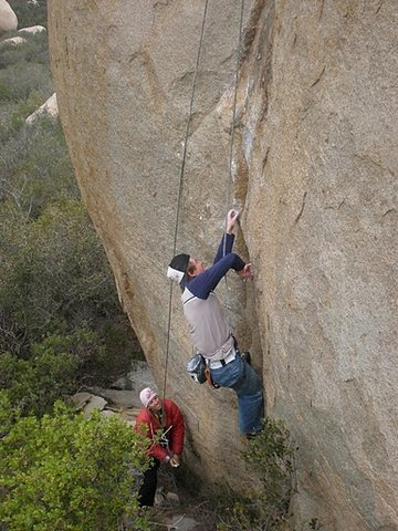 Rock Climbing Photo: American (Fallen) Gypsy