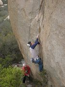 Rock Climbing Photo: American (Fallen) Gypsy