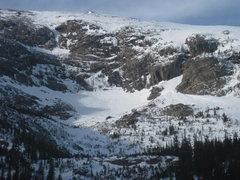 Rock Climbing Photo: Black Lake area.