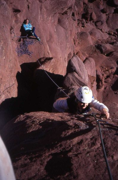 Rock Climbing Photo: a arts