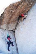 Rock Climbing Photo: The Wonderful World Of Art