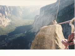 "Rock Climbing Photo: ""Hi Sean!"""