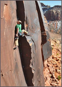Rock Climbing Photo: what climb?