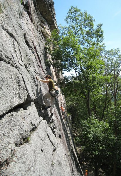 Rock Climbing Photo: Climbing Photo