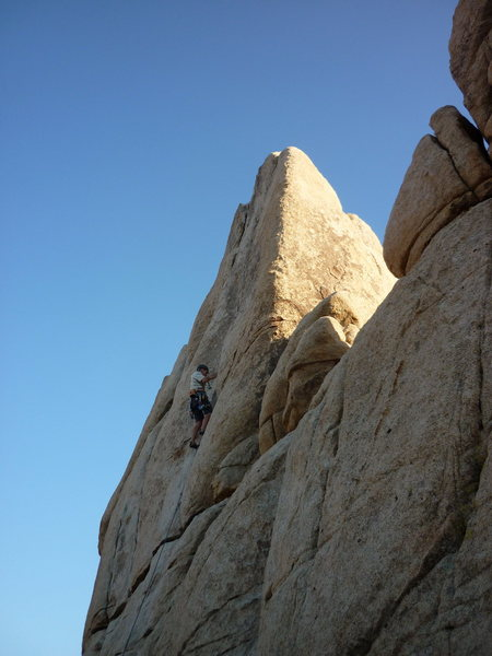 Rock Climbing Photo: Sail Away