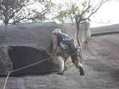 Rock Climbing Photo: not a must do for your first time back on slab in ...