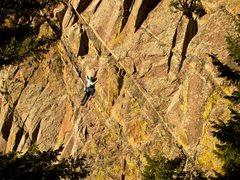 Rock Climbing Photo: Xanadu
