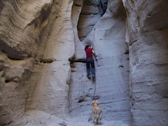 Rock Climbing Photo: Painted Canyon