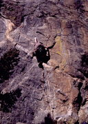 Rock Climbing Photo: Route/formation?