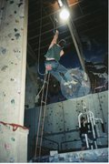Rock Climbing Photo: The goal is not to reach the top, but to make the ...