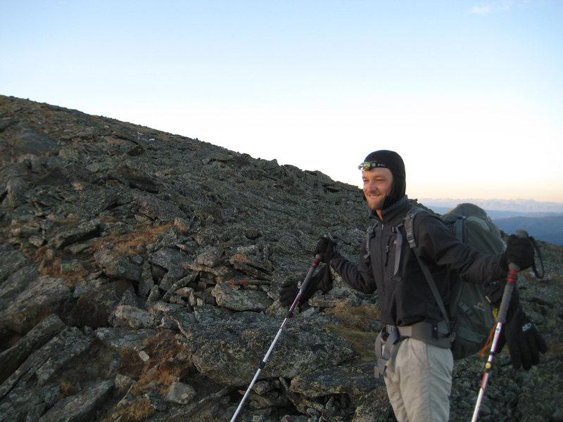 Rock Climbing Photo: Wes.