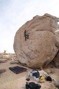 Rock Climbing Photo: Slashface