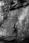 Rock Climbing Photo: Mountaineer's Route