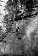 Rock Climbing Photo: Mountaineer's Route