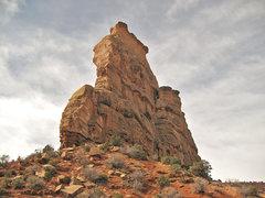 Rock Climbing Photo: Independence Tower.
