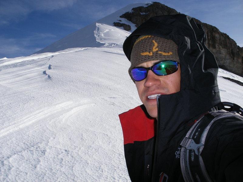 winter climbing
