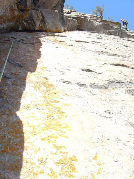 Rock Climbing Photo: Oiseau Rock