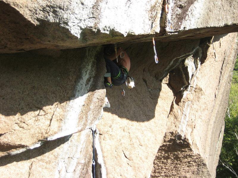 Rock Climbing Photo: ????