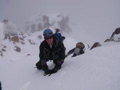 Iliniza Norte 5126m (16,818 ft) Snow climb for us