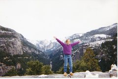 Rock Climbing Photo:  My niece Britts first trip to Yosemite with climb...