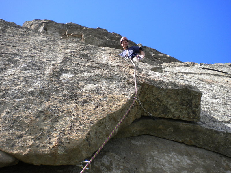 Me on Prime Cut 5.10a
