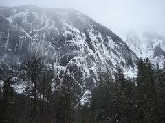 Rock Climbing Photo: Between Terrace and Prince Rupert