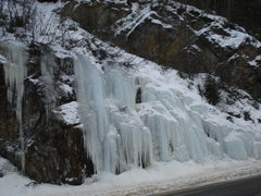 Rock Climbing Photo: The main flow