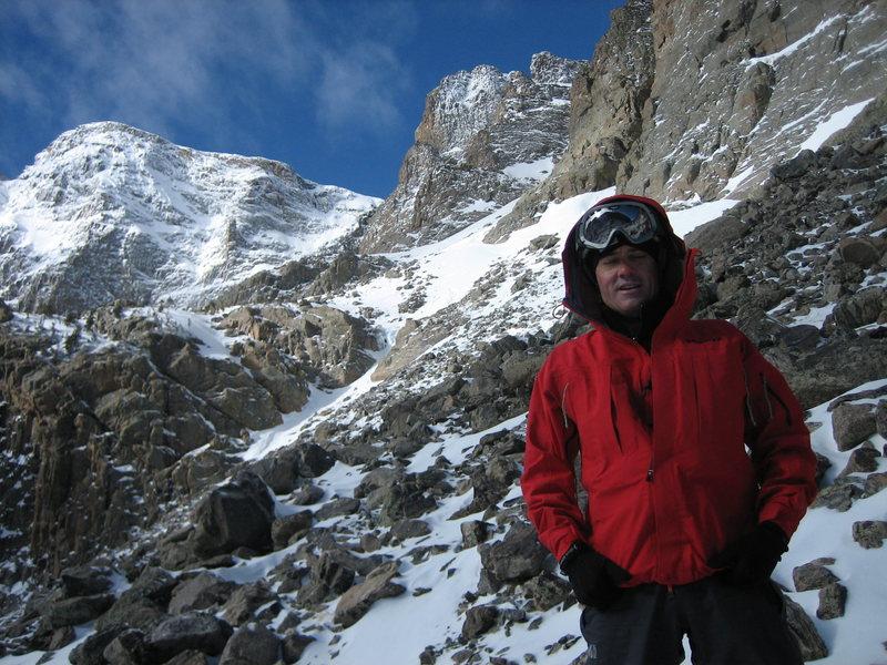 Rock Climbing Photo: RMNP.