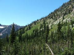 Rock Climbing Photo: Love the hillsides!