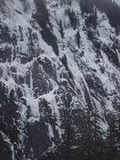 Rock Climbing Photo: more alpine ice!