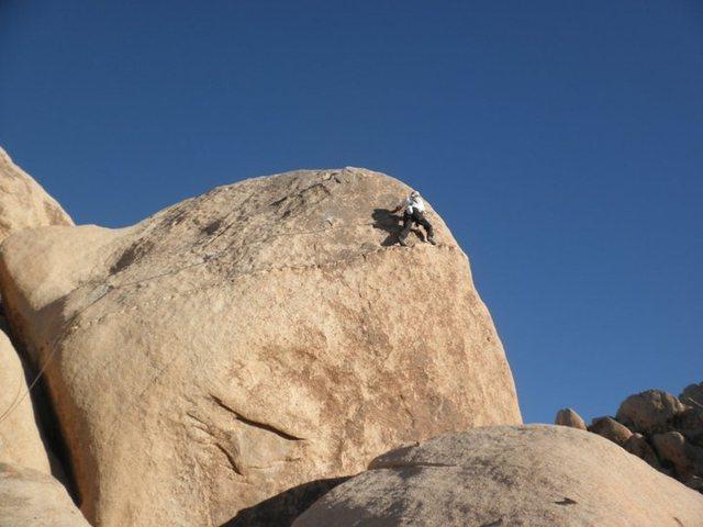 Rock Climbing Photo: Donald Reyes, nuff said