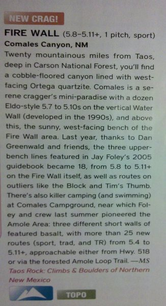 Climbing Magazine No 293 March 2011