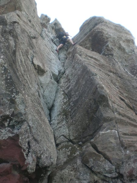 good climb