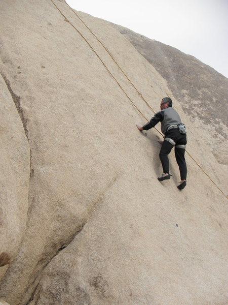 Rock Climbing Photo: Pabst Smear