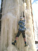Rock Climbing Photo: Temps near 50 today.