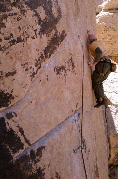 Rock Climbing Photo: Ryan Leigh