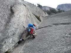 Rock Climbing Photo: The Fabric of my Dreams!
