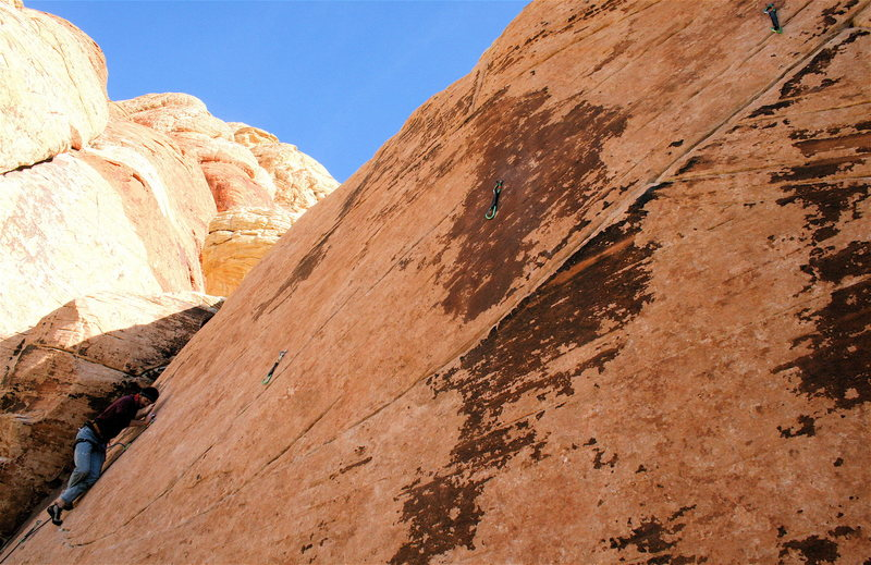 Rock Climbing Photo: Jack Kearney