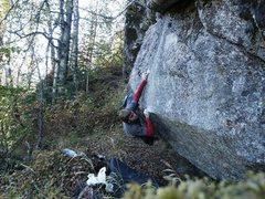 Rock Climbing Photo: Chulitna, Alaska